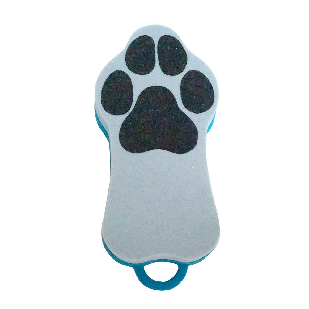 HARIO|寵物專用硬毛藍色兩面刷  PTS-GRH-BU