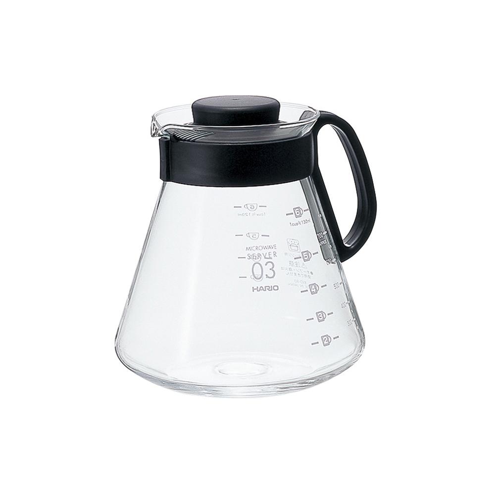 HARIO|V60經典80咖啡壺800ml XVD-80B