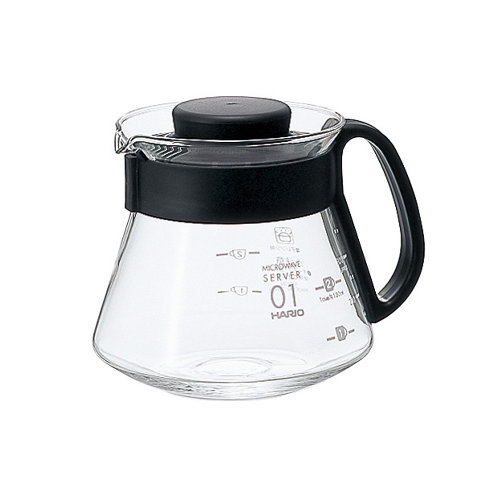 HARIO|V60經典36咖啡壺360ml XVD-36B