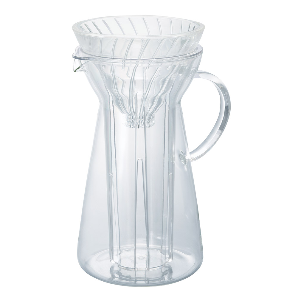 HARIO|V60濾杯玻璃冷泡咖啡壺700ml VIG-02T