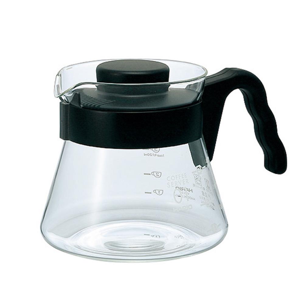 HARIO|V60好握01黑色咖啡壺450ml VCS-01B