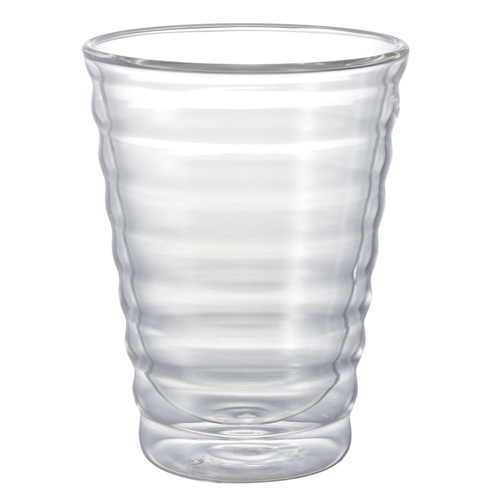 HARIO|雲朵15號雙層玻璃杯450ml VCG-15