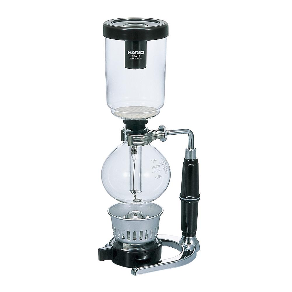 HARIO|經典虹吸式3咖啡壺3杯360ml TCA-3