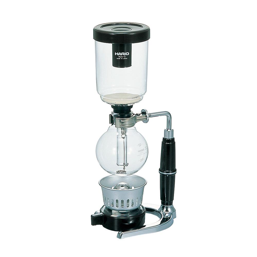 HARIO|經典虹吸式2咖啡壺2杯 240ml TCA-2