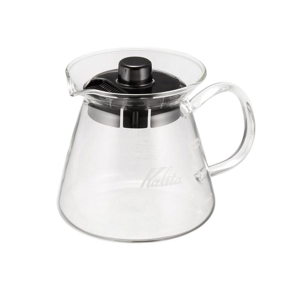 KALITA|手沖咖啡耐熱玻璃壺(約300ml) #31253