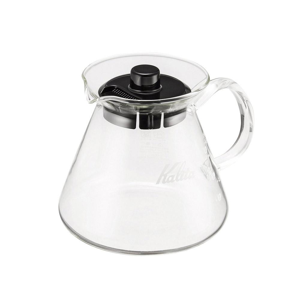 KALITA|手沖咖啡耐熱玻璃壺(約500ml) #31255