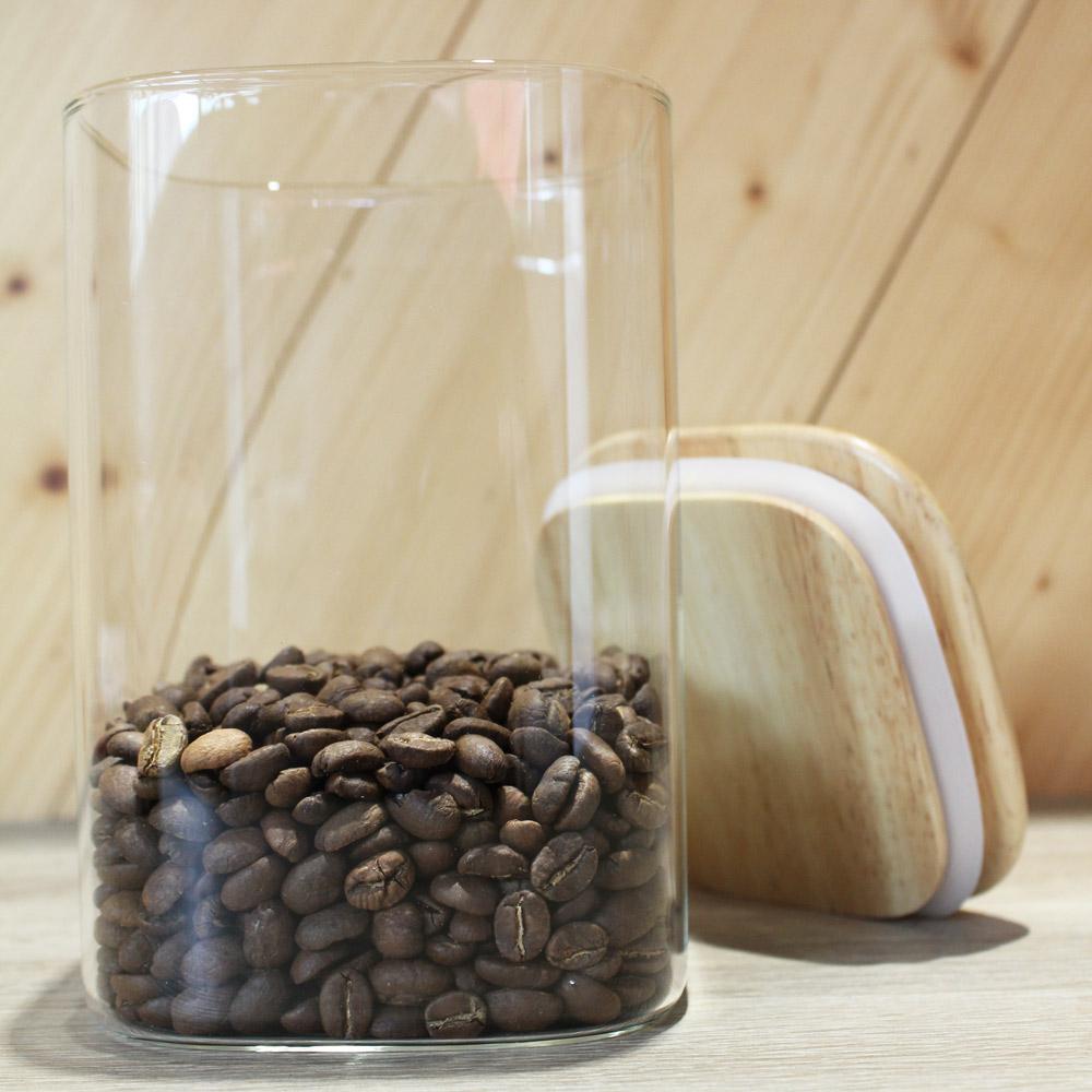 COFESH|木質保鮮罐1000ml MCN-1000-M