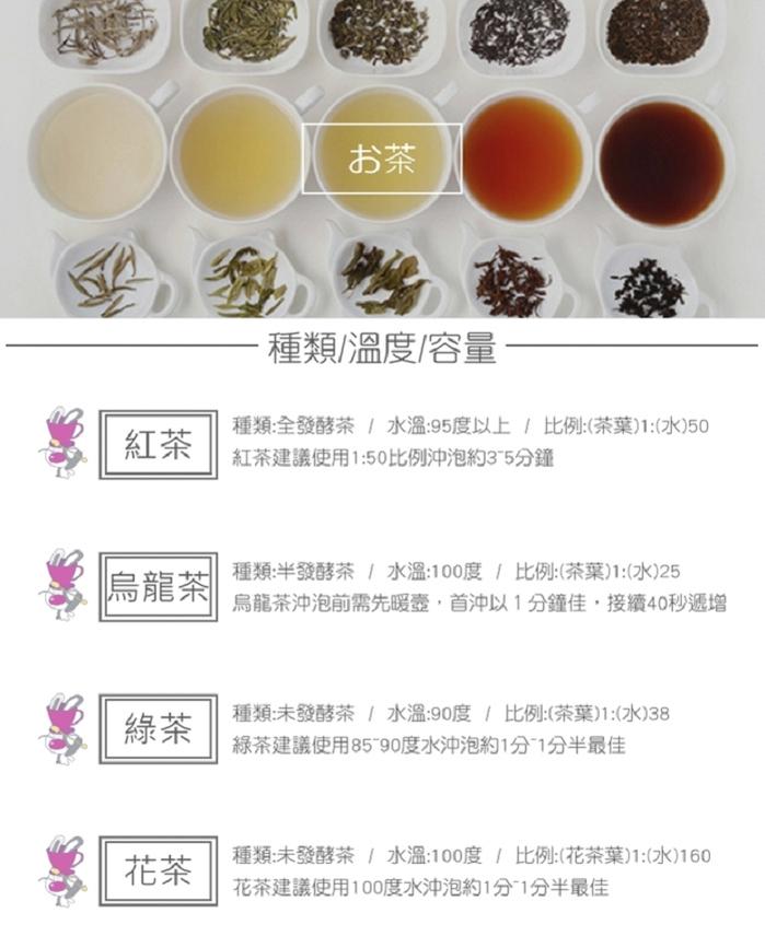 HARIO|AISNE香檳瓶粉色冷泡茶壺 FIE-80-SPR