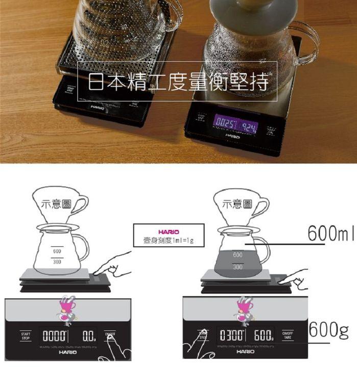 HARIO|咖啡保鮮罐L黑色300克  MCN-300B