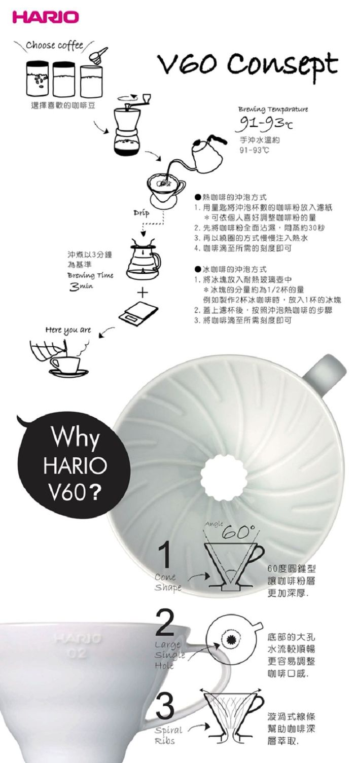 HARIO 球型兩用玻璃壺1000ml TCN-100CBR