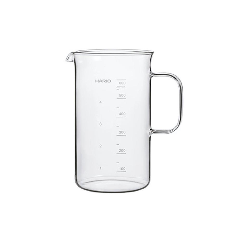 HARIO 經典燒杯咖啡壺600 BV-600
