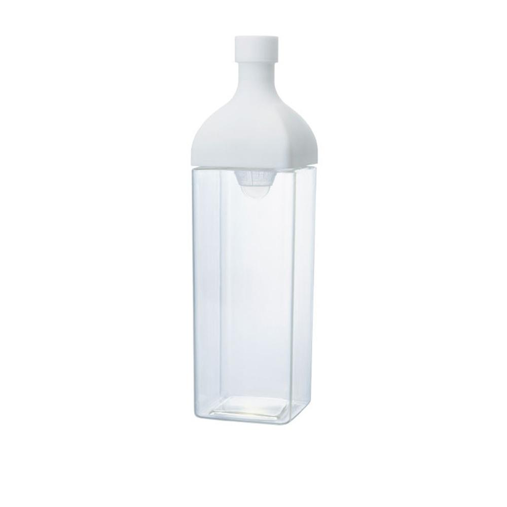 HARIO 方形白色冷泡茶壺 KAB-120-W