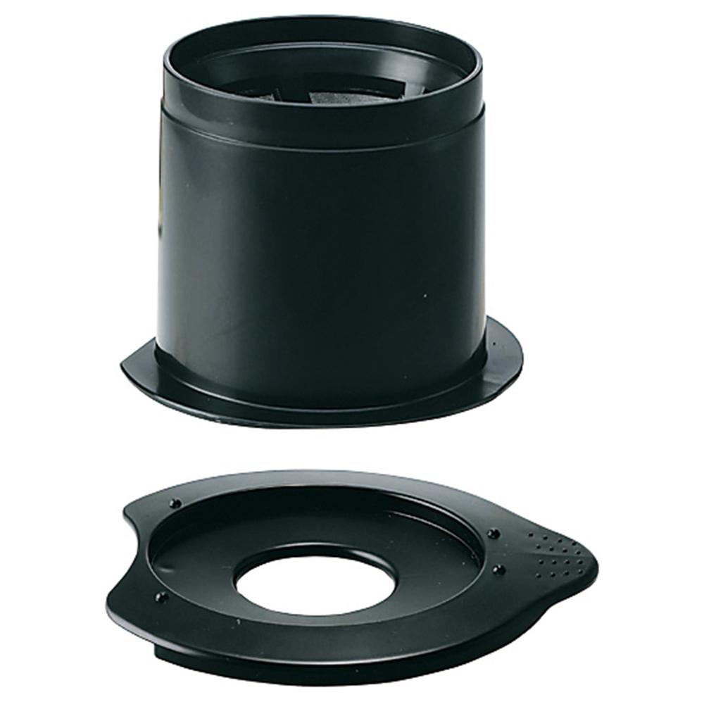HARIO V60免濾紙環保濾杯 CFOD-1B