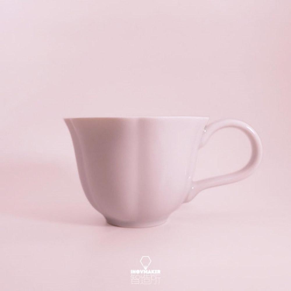 智造所|H.U.A. 小花咖啡杯 粉紅PINK HUA-CUP-P