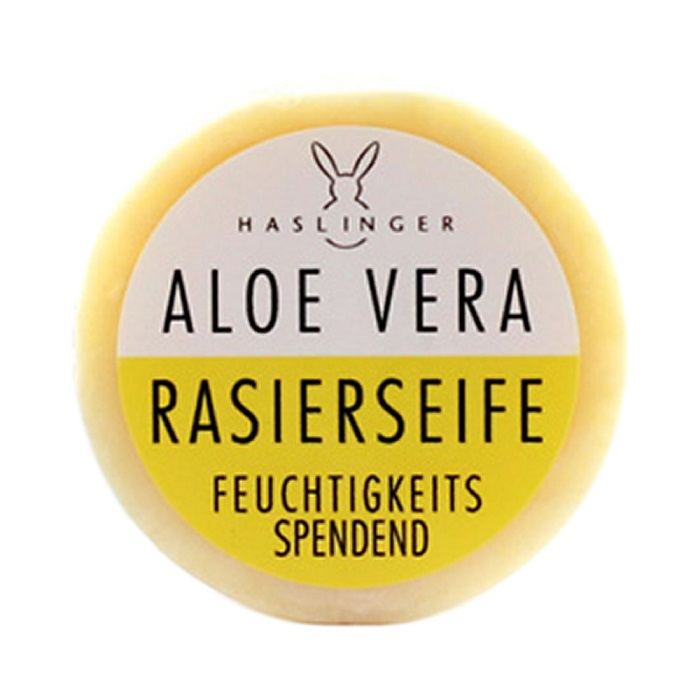 奧地利 Haslinger | 蘆薈刮鬍皂