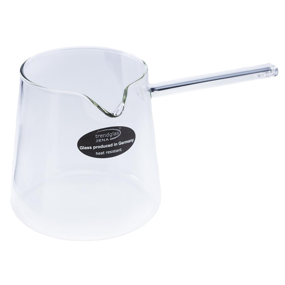 德國 Trendglas | 耐熱玻璃牛奶鍋 0.5L