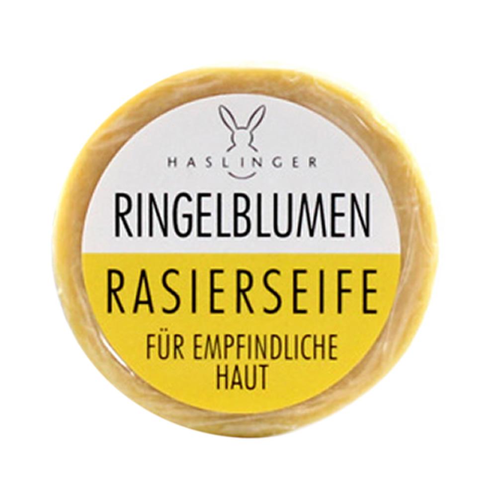 奧地利 Haslinger | 金盞花刮鬍皂