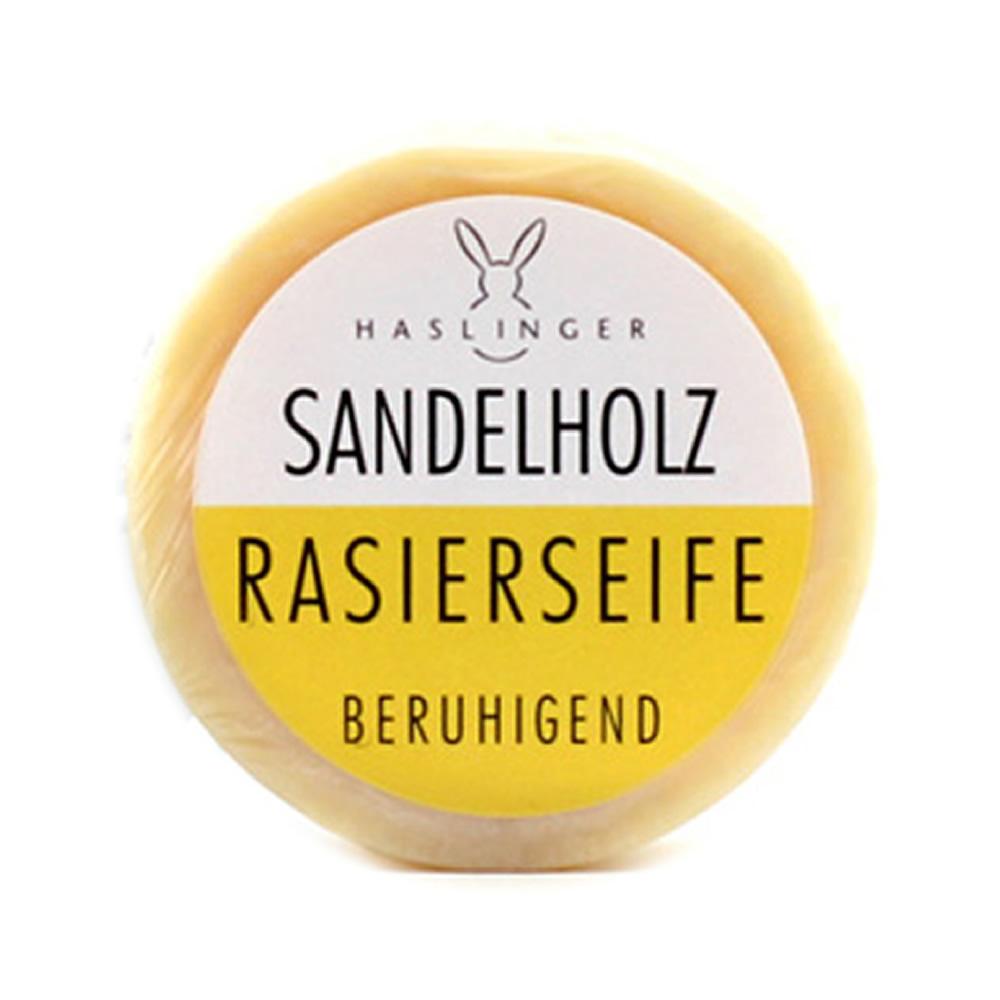 奧地利 Haslinger | 檀木刮鬍皂