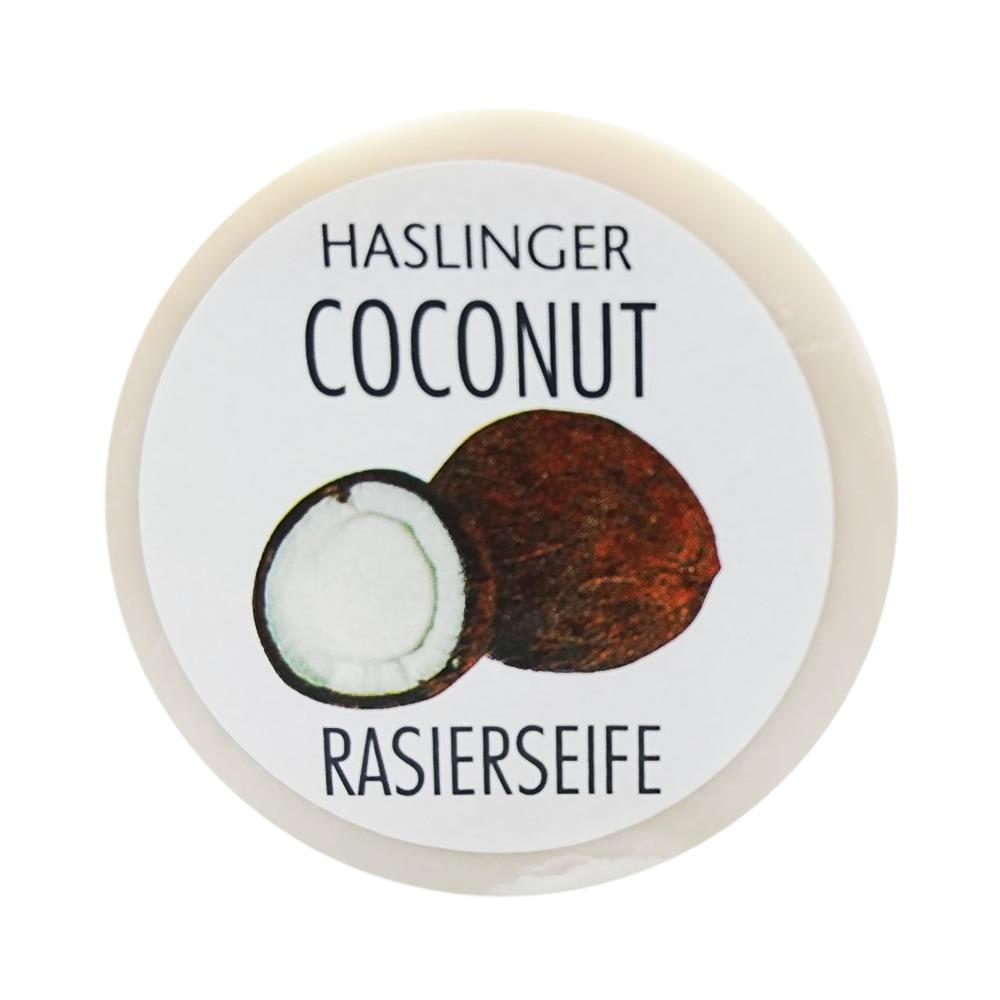 奧地利 Haslinger | 椰子刮鬍皂