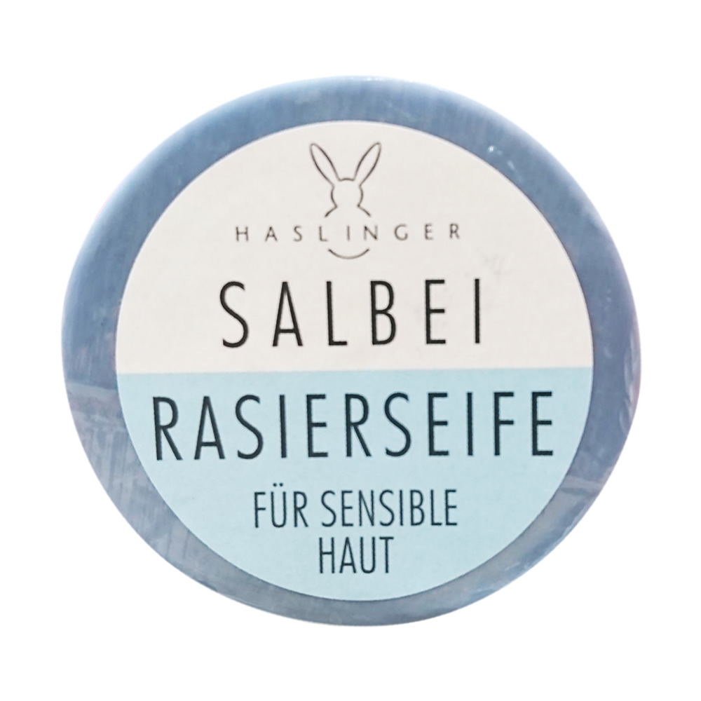 奧地利 Haslinger | 鼠尾草刮鬍皂