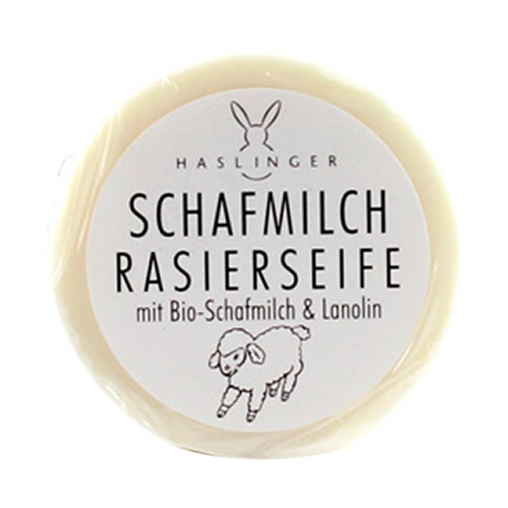 奧地利 Haslinger | 羊奶刮鬍皂
