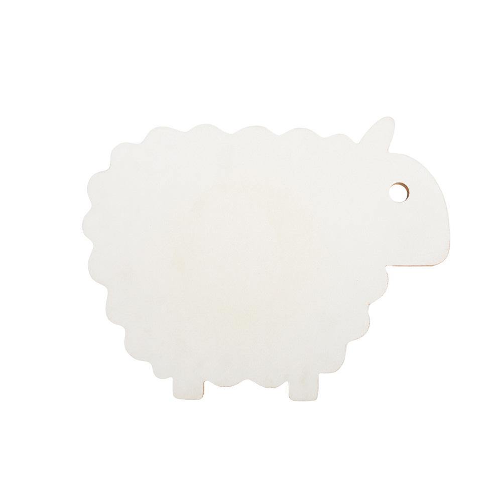korko|軟木鍋墊-白羊 (3入)