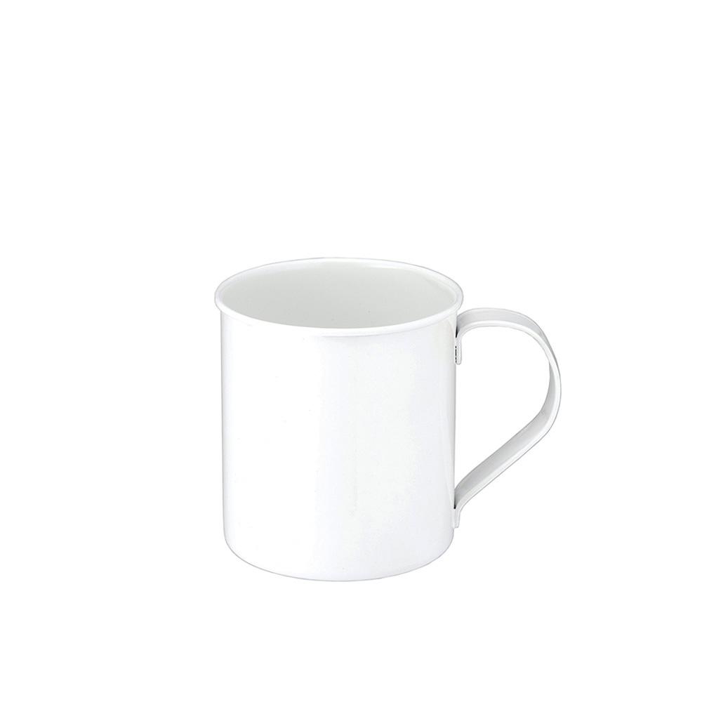 高桑elfin|白琺瑯杯-L
