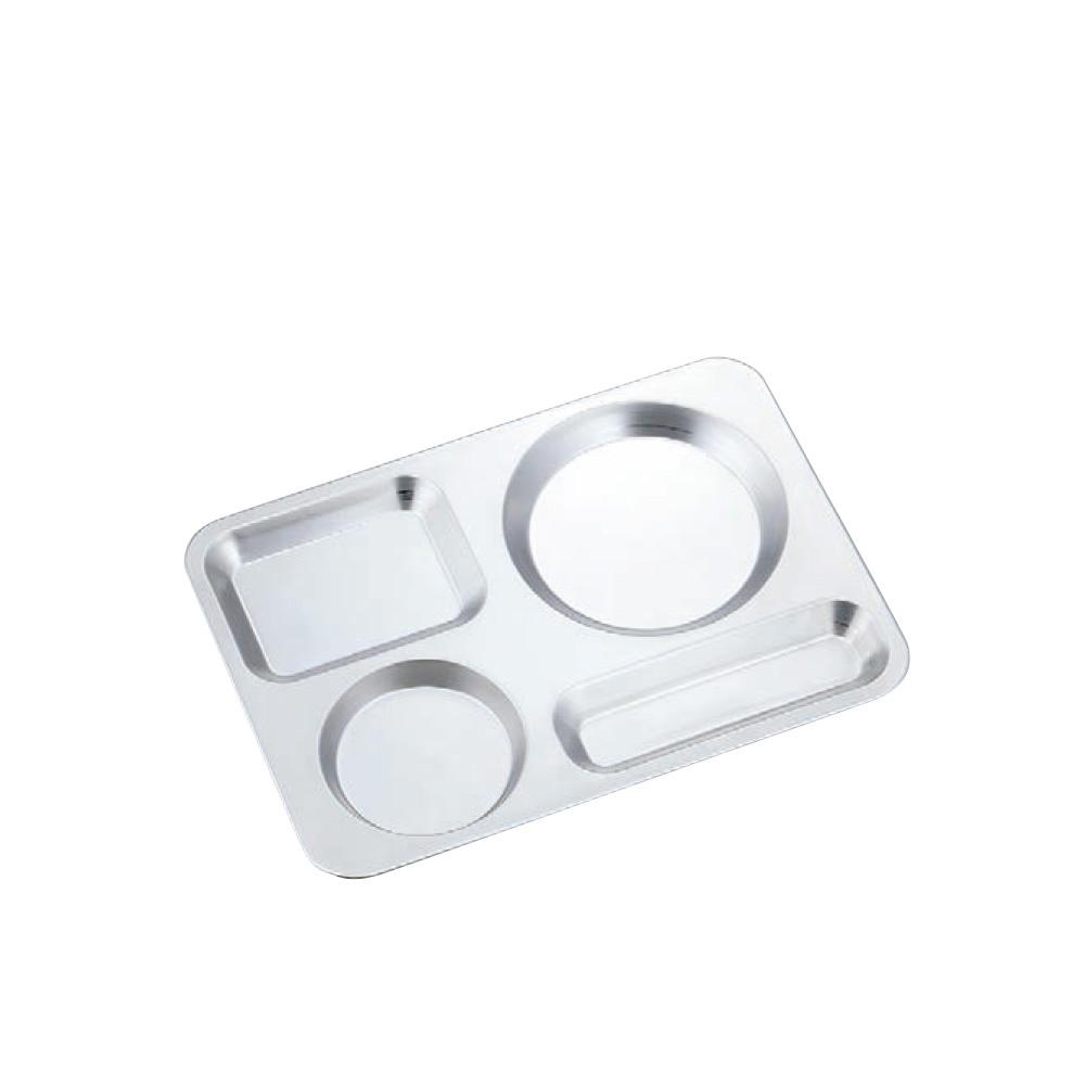 高桑elfin|不鏽鋼咖啡點心托盤-銀