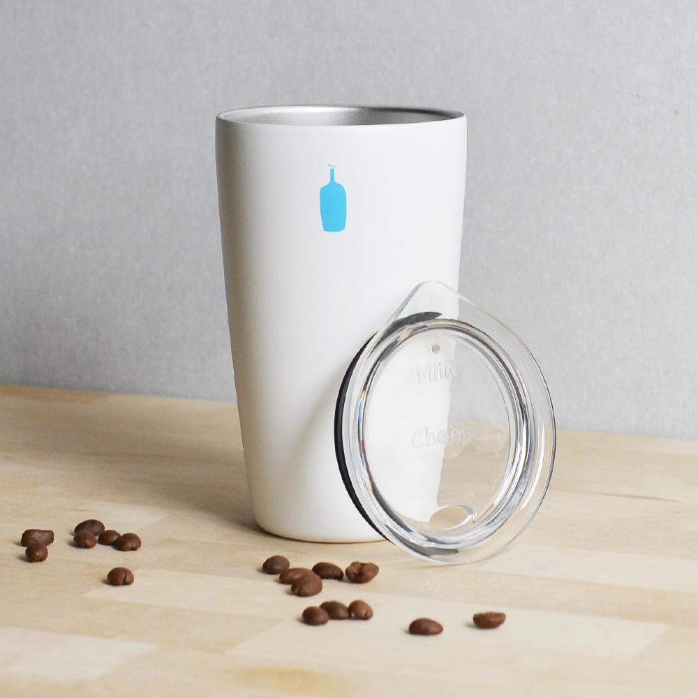 Blue Bottle|MiiR聯名款不鏽鋼雙層保溫保冷隨手杯350ml
