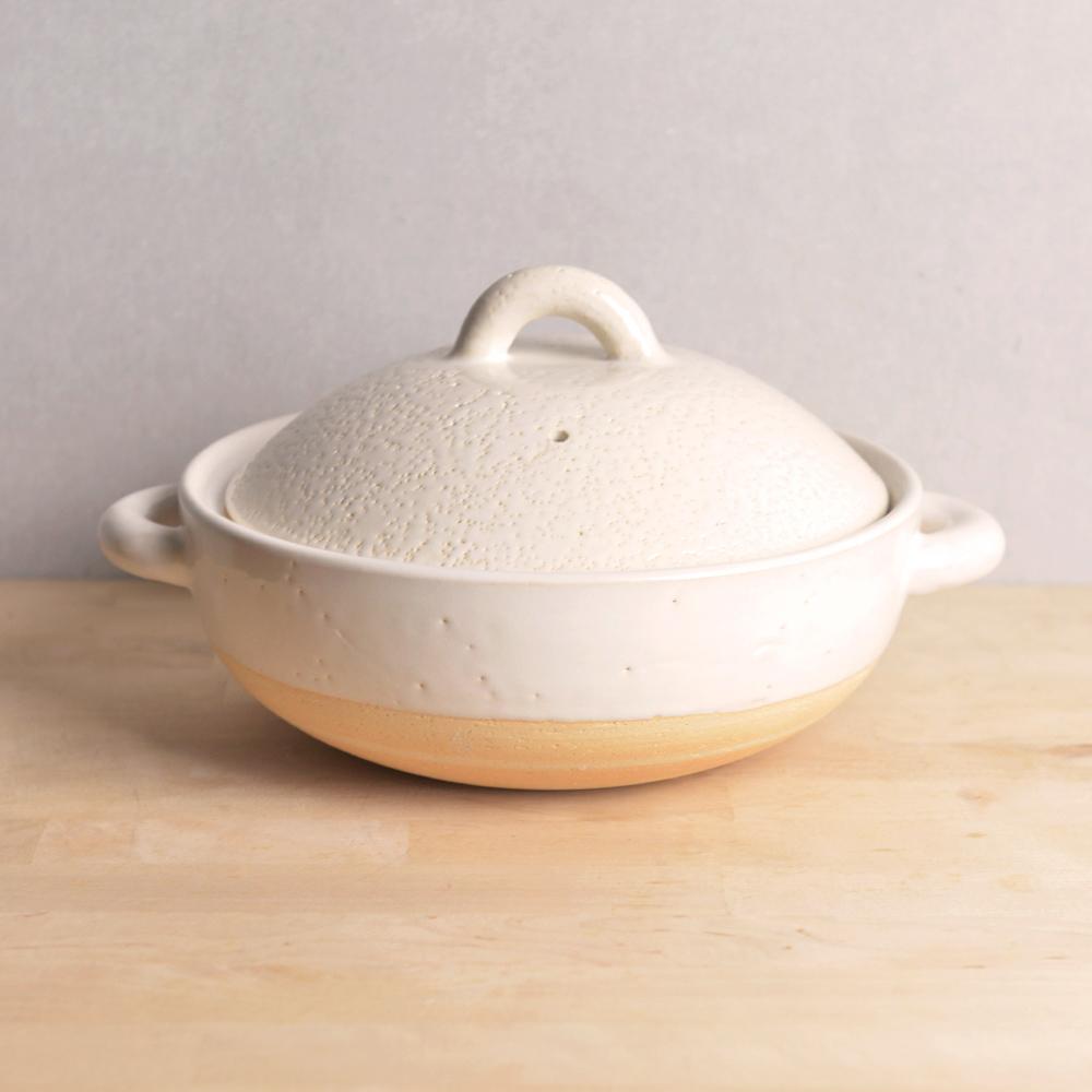 TOJIKI TONYA|伊賀燉煮土鍋2.3L(4-6人)