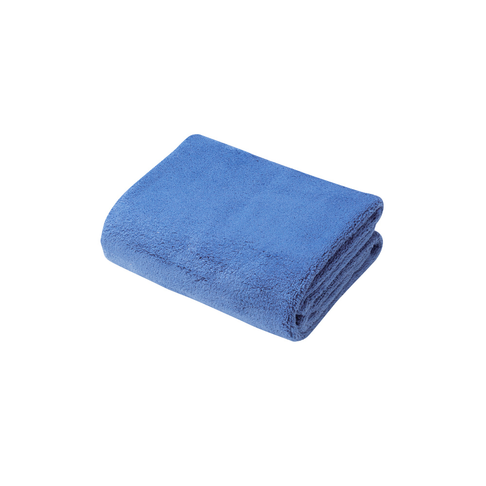 CB Japan|超柔系列超細纖維3倍吸水毛巾 (2入) - 典雅藍