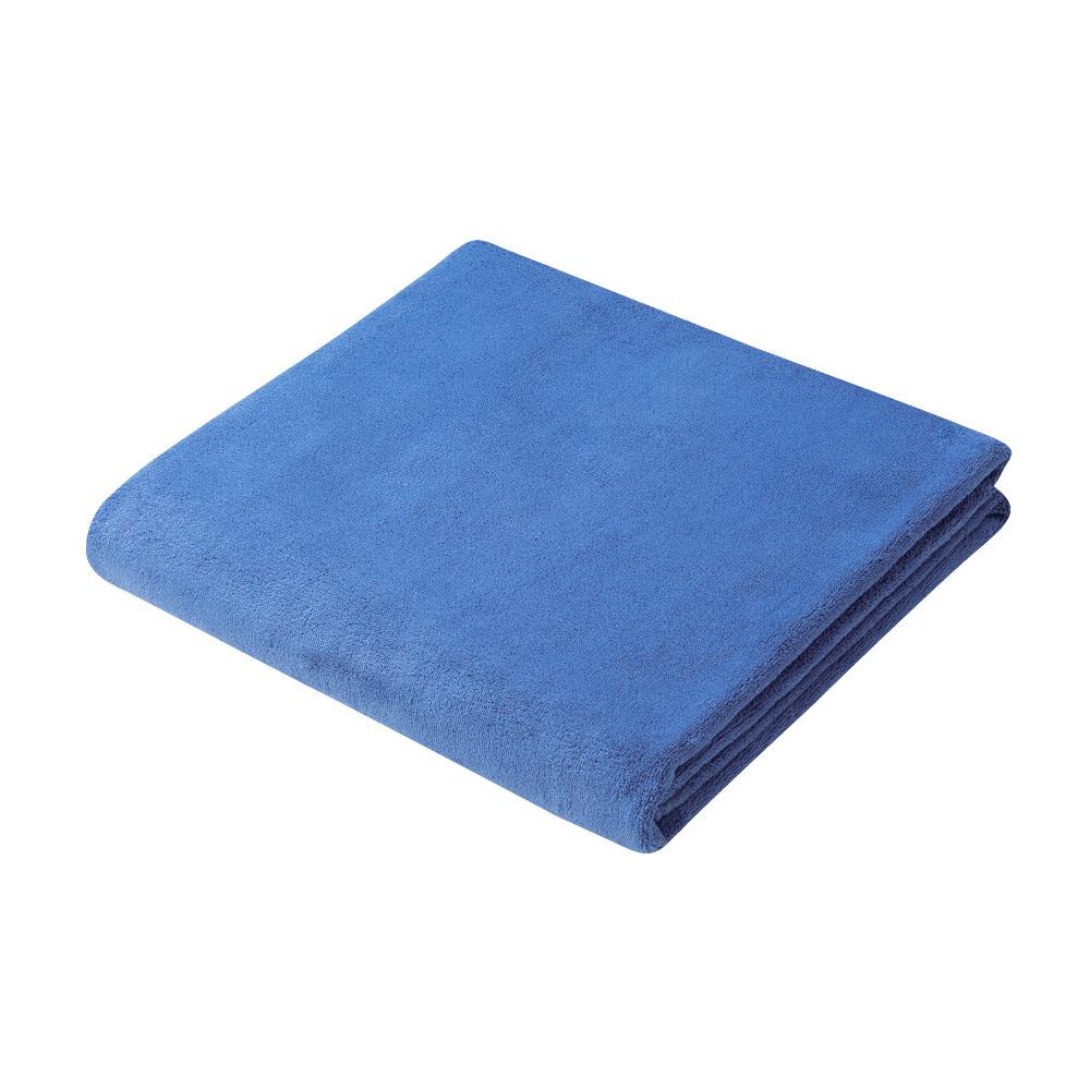 CB Japan|超柔系列超細纖維3倍吸水浴巾 - 典雅藍