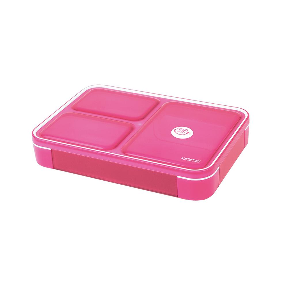 CB Japan|時尚巴黎系列纖細餐盒600ml
