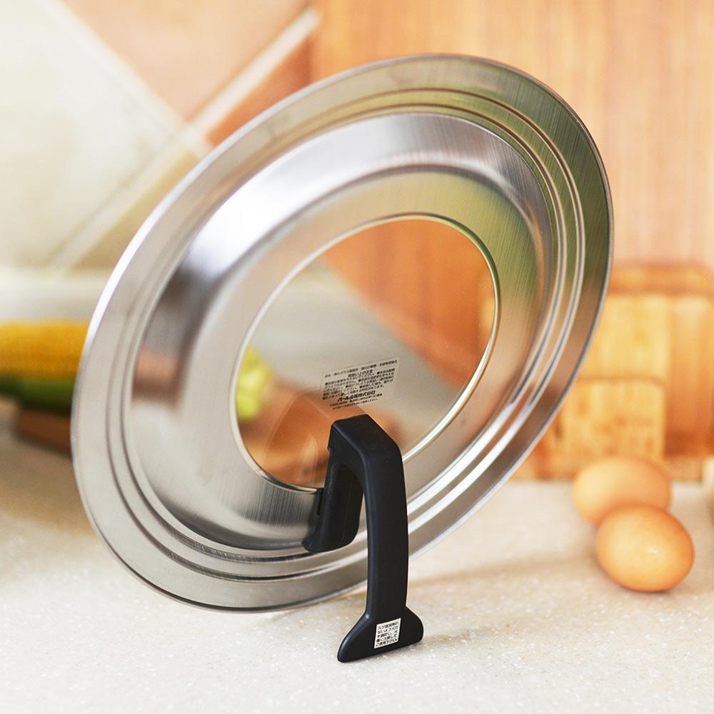 日本珍珠金屬 | 萬用耐熱玻璃鍋蓋26-30cm