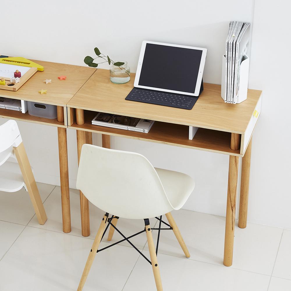 日本IDEACO|解構木板個人桌