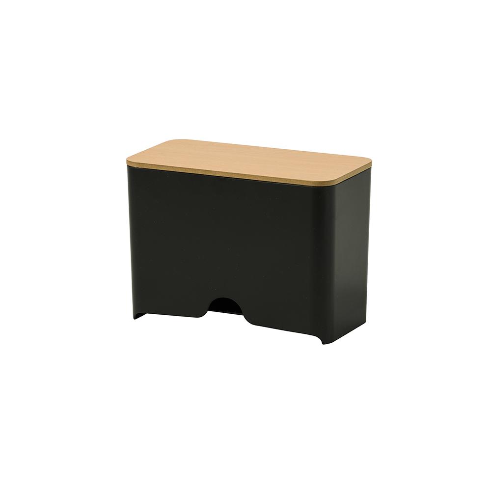 IDEACO|原木蓋口罩收納抽取盒
