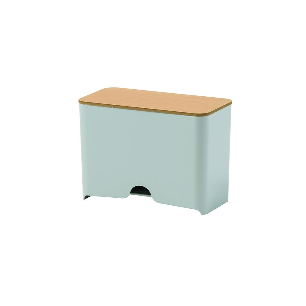 IDEACO 原木蓋口罩收納抽取盒