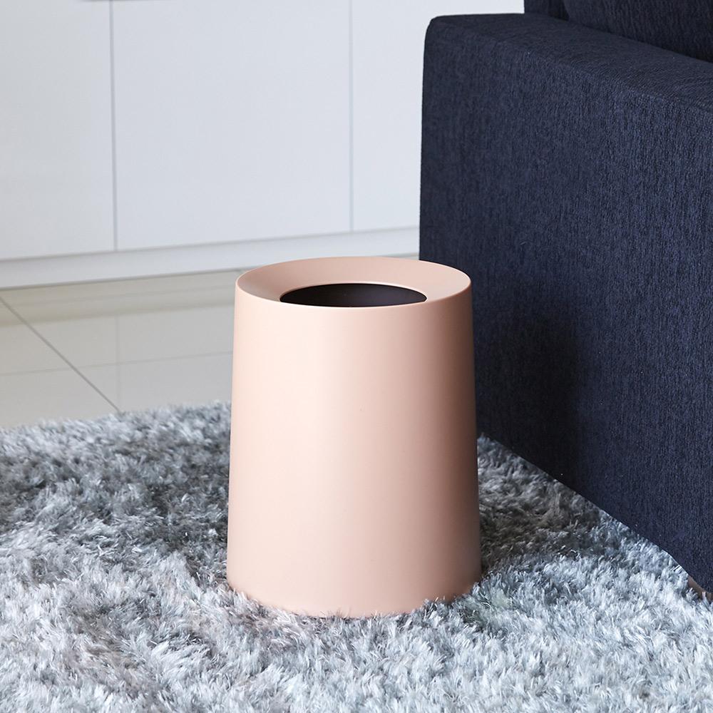 IDEACO|圓形家用垃圾桶-11.4L