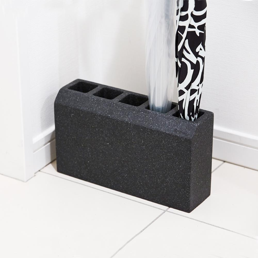 IDEACO|砂岩重型5孔門擋雨傘架