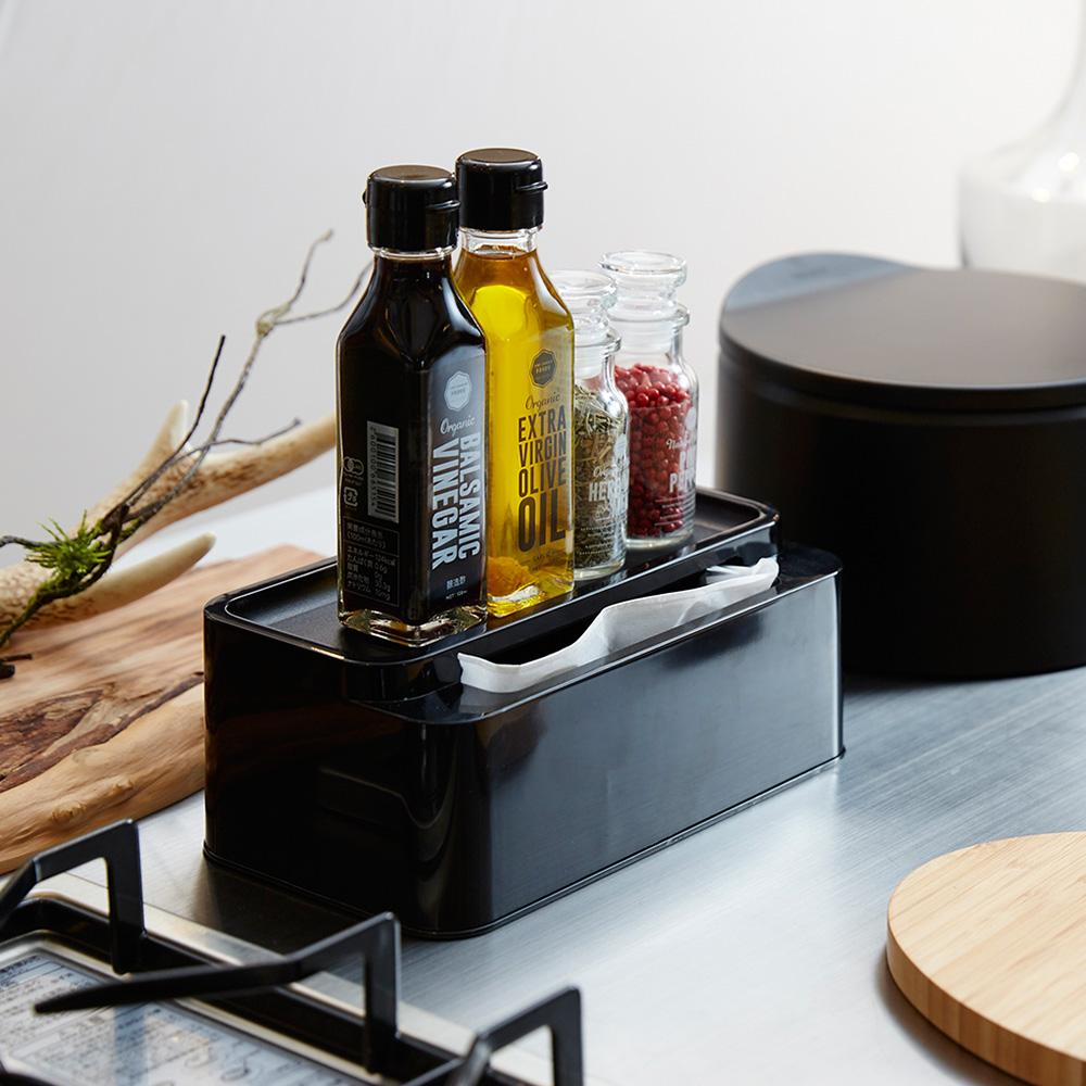 日本IDEACO|餐桌上的面紙盒