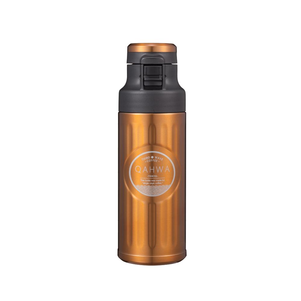 CB Japan   Qahwa第三波彈蓋式咖啡專用保冷保溫瓶-440ml