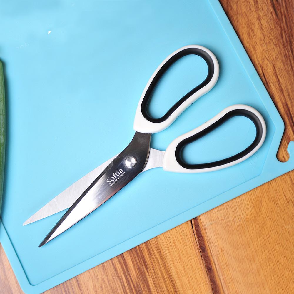 日本Softia  |  手感系列廚房剪刀