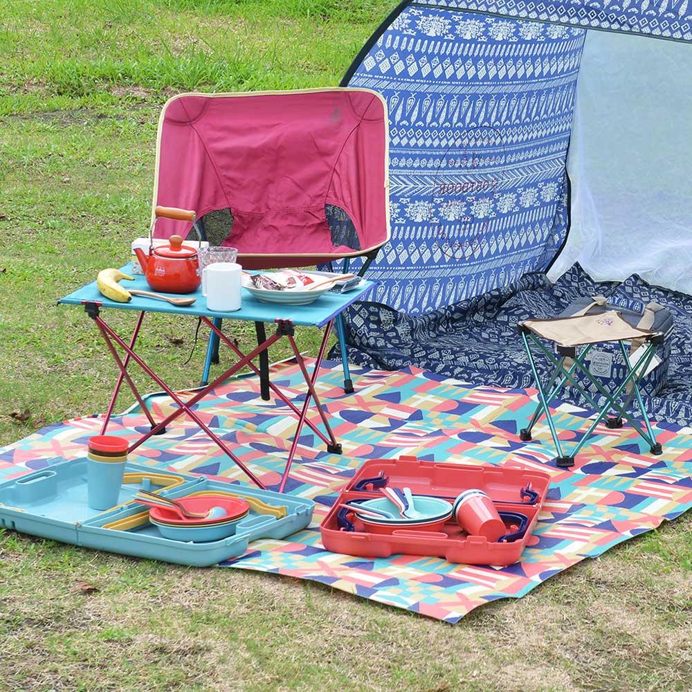 BISQUE|可水洗野餐雙面軟墊-180x140cm(5-6人)