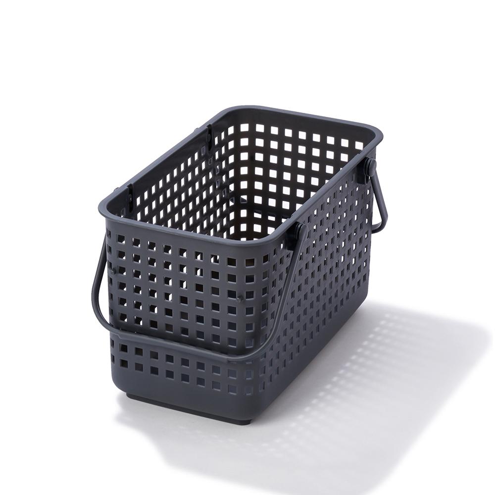 like-it   可堆疊加高洗衣隙縫籃-M-1入
