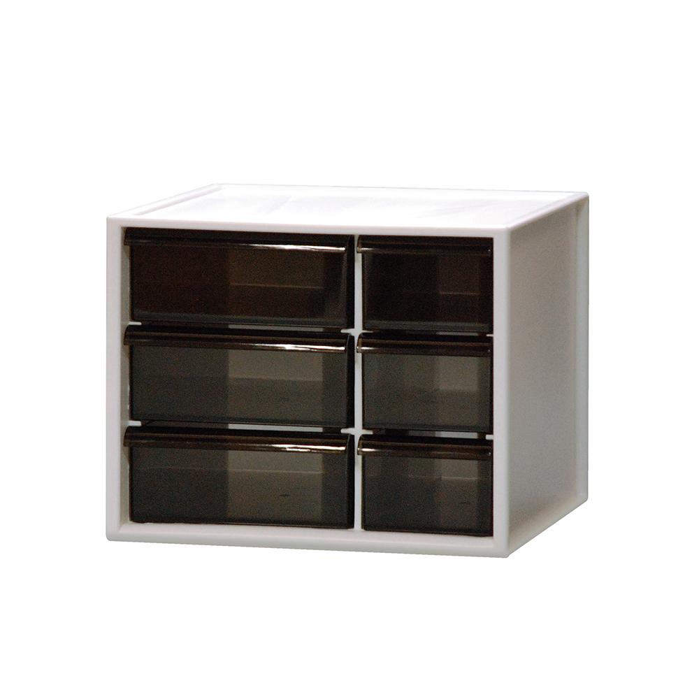 ISETO | 桌上分類抽屜收納盒-S