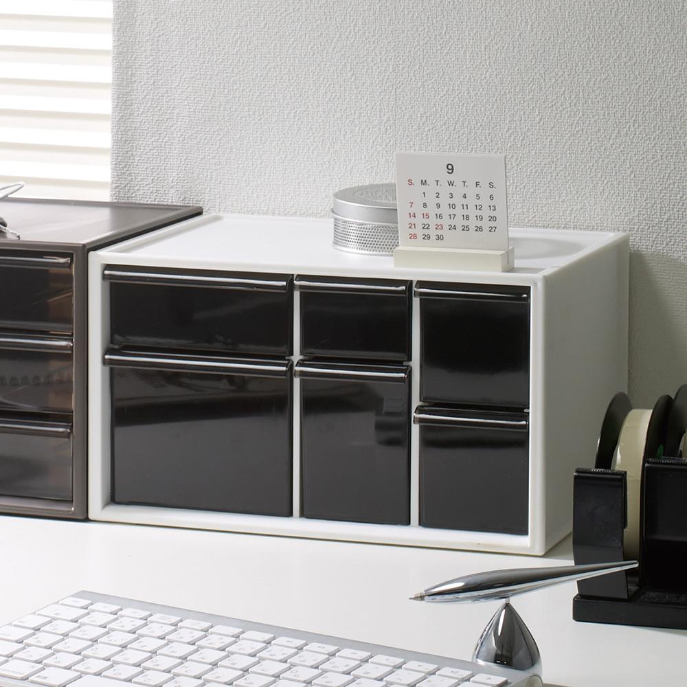 ISETO | 桌上分類抽屜收納盒-L