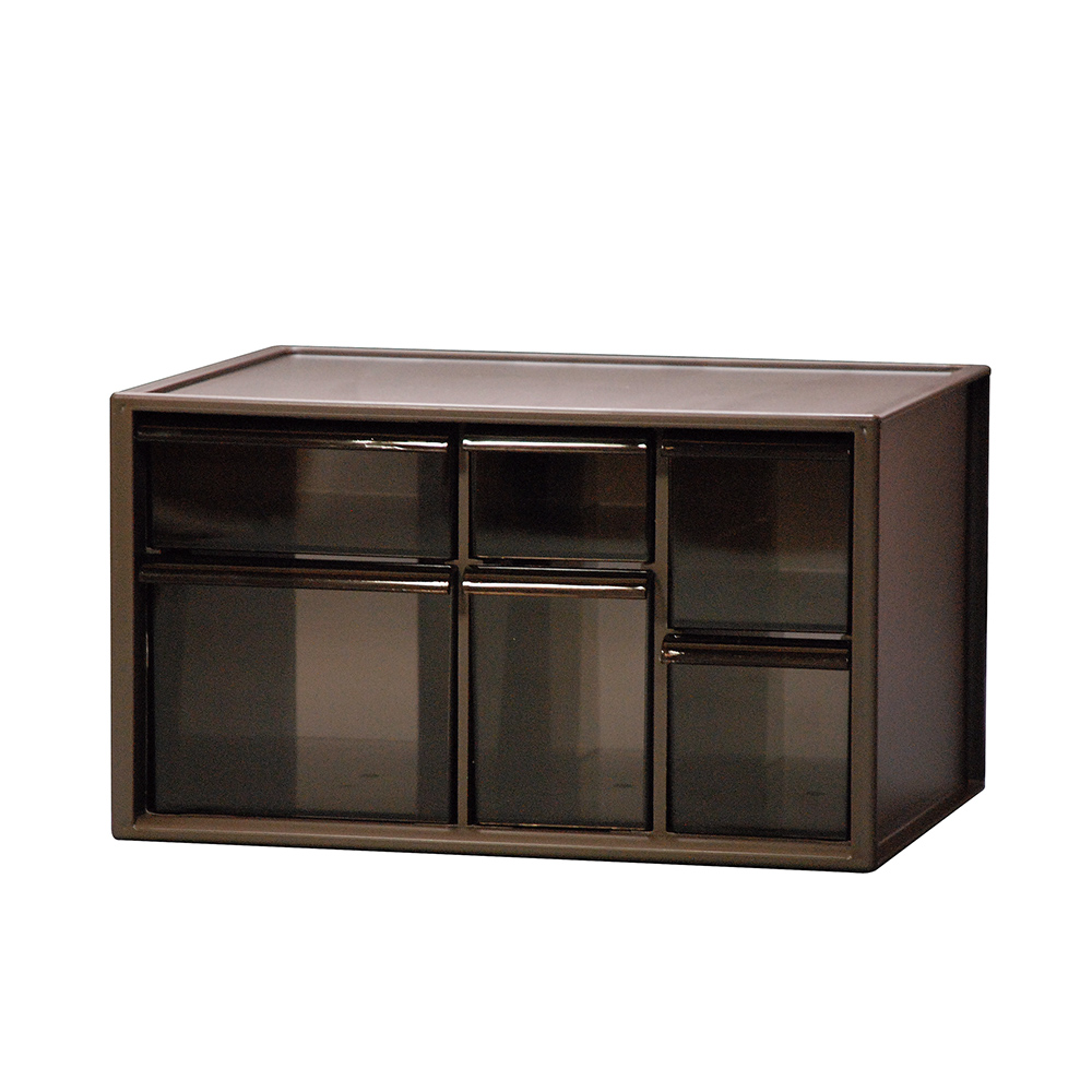 ISETO   桌上分類抽屜收納盒-L