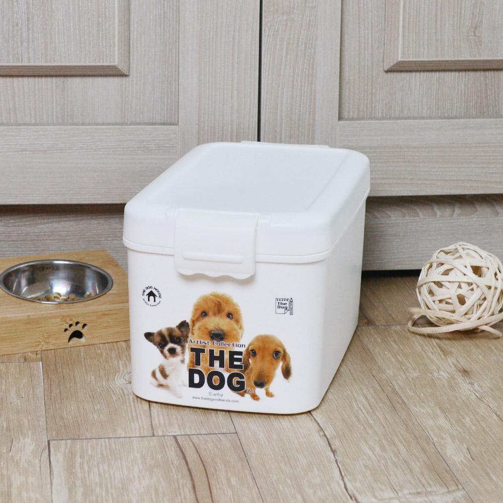 ISETO | 寵物飼料零食密封收納桶-7L