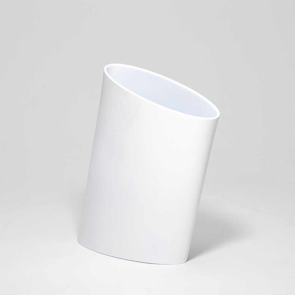 IDEACO|斜立式辦公室書架垃圾桶-9L