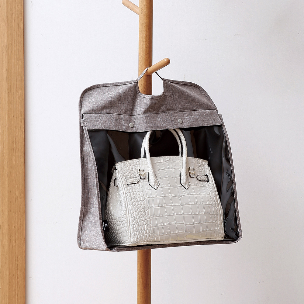 天馬|可掛式包包防塵收納袋-M-3入